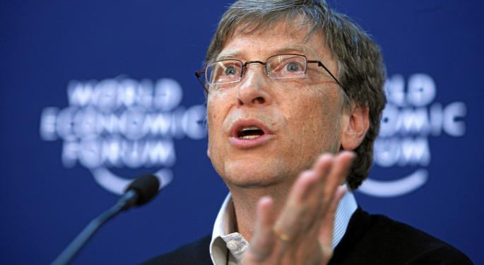 Bill Gates Is No Longer The Second-Richest Man In The World