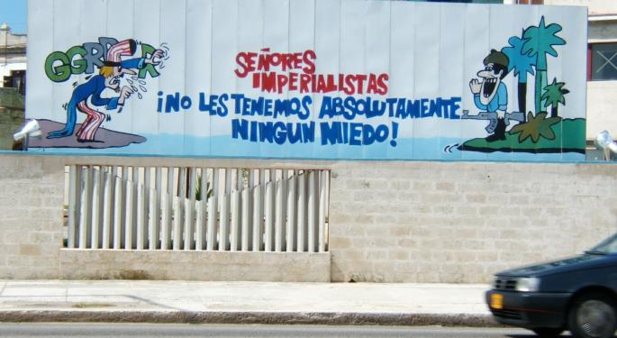 Potential Losers If Trump Terminates U.S.-Cuba Relations