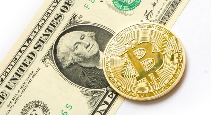 Infographic: Bitcoin Vs. Tilray