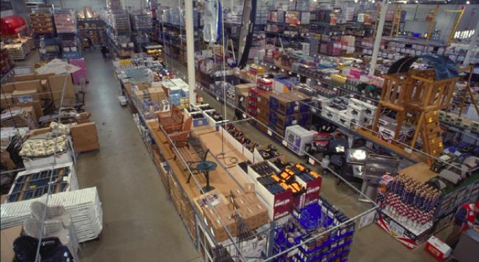 Morgan Stanley Goes Neutral On BJ's Wholesale