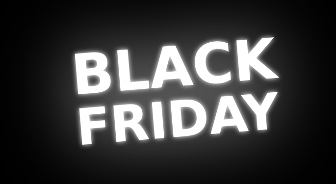 Does The Stock Market Ever Make A Big Move On Black Friday?
