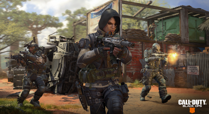Market Likes Activision's Move To Hit Restart On Game Business