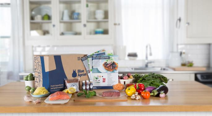 How Bad Has The Blue Apron IPO Been? Some Perspective On High-Profile IPO Opens