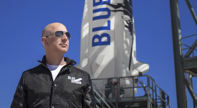 What To Know About Blue Origin's New Shepard Launch