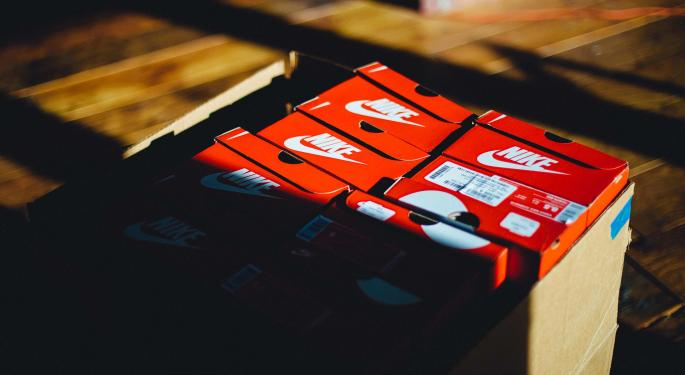 Nike Managing Competitive Challenges Better Than Expected
