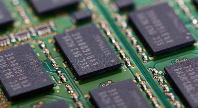 KeyBanc Starts Coverage On 10 Semiconductor Stocks, Downgrades Cypress Semi