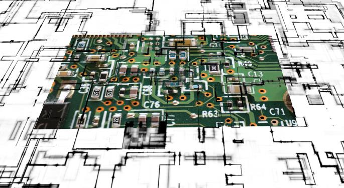 Microchip Technology Notches Upgrade After Microsemi Purchase
