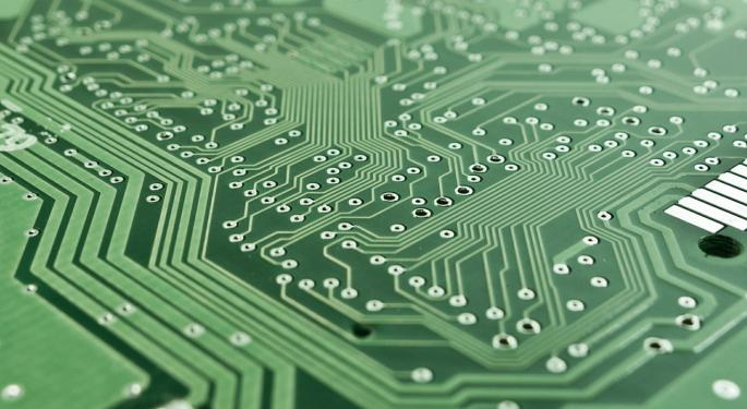 Bluefin's Q2 Semiconductor Supplier Forecasts Up 14%