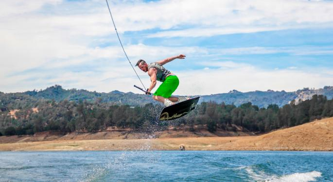 Winter Announcement: Brunswick To Enter Wakeboarding Market