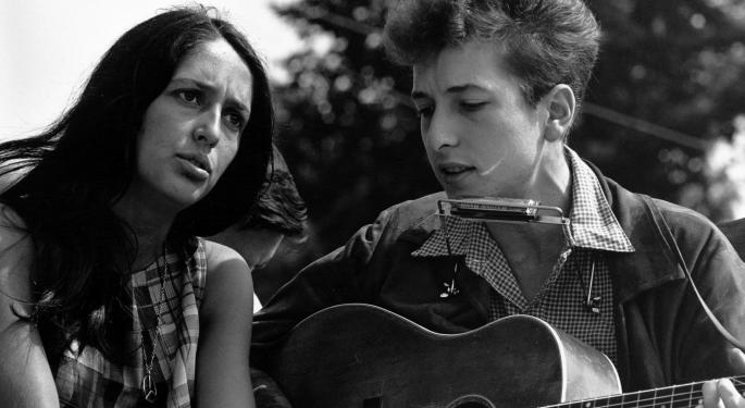 Amazon And Lions Gate Developing TV Show Based On Bob Dylan Songs