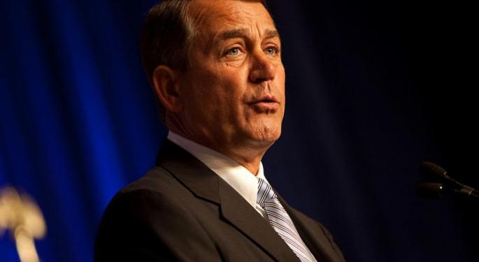 John Boehner On Federal Legalization Of Cannabis: It's A Matter Of When, Not If
