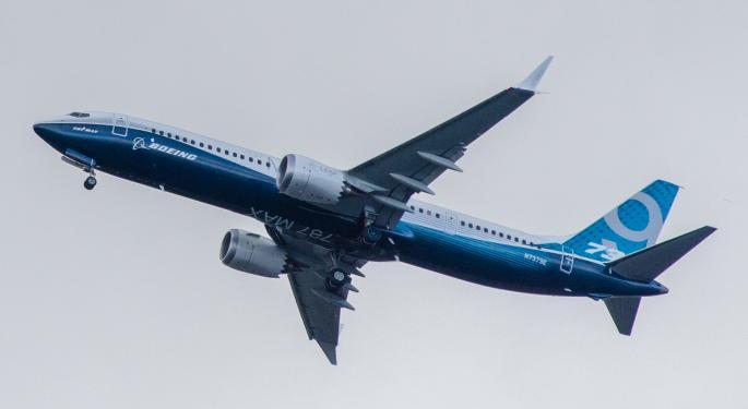 Boeing Deliveries Plummet In Q3