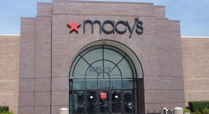 Macy's Just Isn't Good At Retail Anymore; Citi Downgrades To Sell