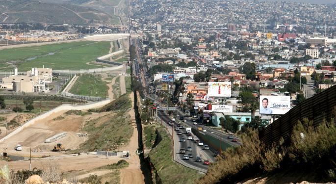 Trump Says Tariffs Working, Promises 'Dramatic' US-Mexico Border Announcement