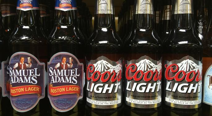 Stifel No Longer Craving Molson Coors, Downgrades To Hold