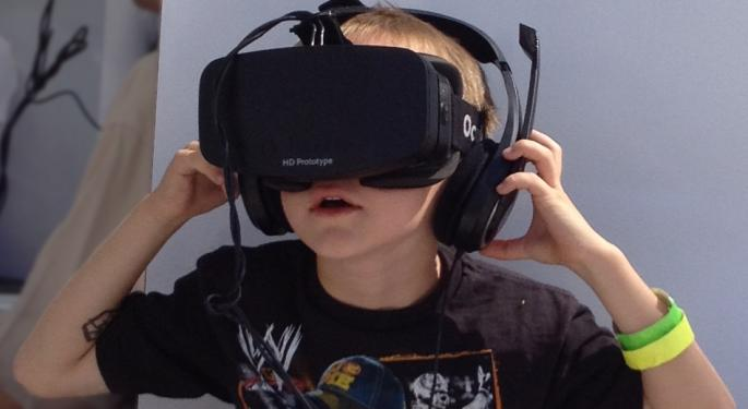 Oculus RIft Will Boost Facebook Even More The Next 6 Months, Says Credit Suisse