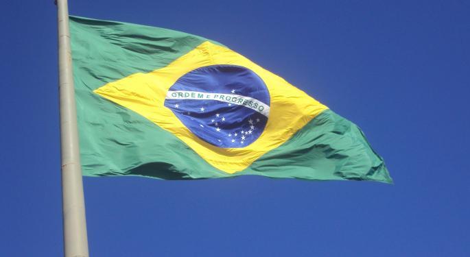 Bulls Bank On Brazil Again