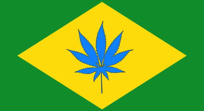 Brazil Sees The First Local CBD Company Commence Operations