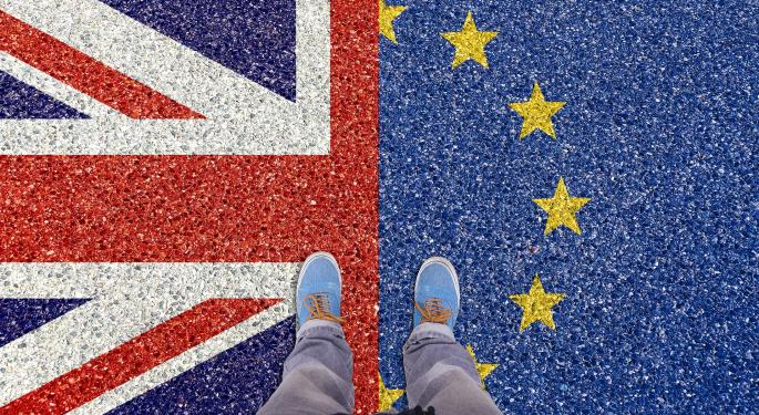 Brexit's Real Impact On Trade Is Only Speculative At Best