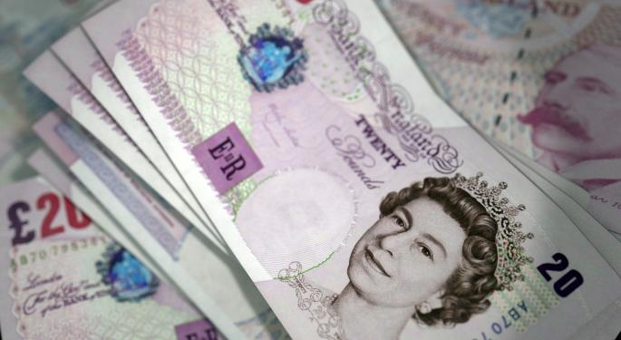 GBP/USD Forecast: Sterling Corrects Lower As Plan B Is Unlikely To Surprise