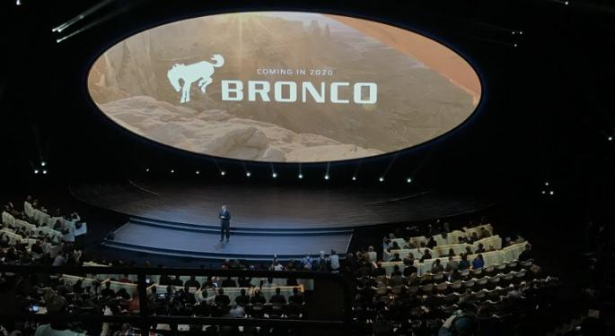 Ford Bronco Returns To The Wild In 2020; Inevitable O.J. Jokes Follow