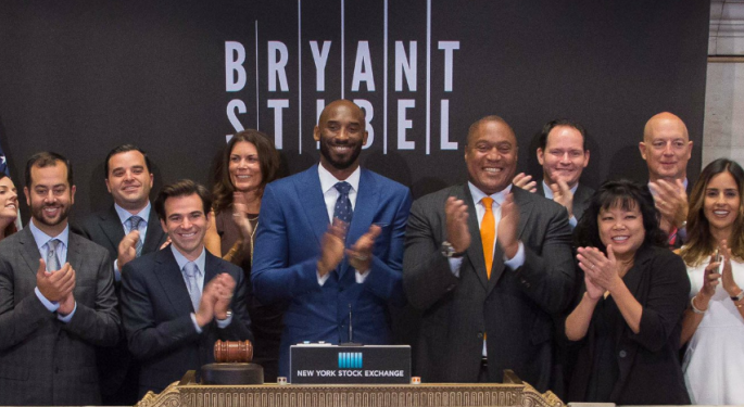 'Inspire The Next Generation': A Look At Kobe Bryant's Career As A Venture Capitalist
