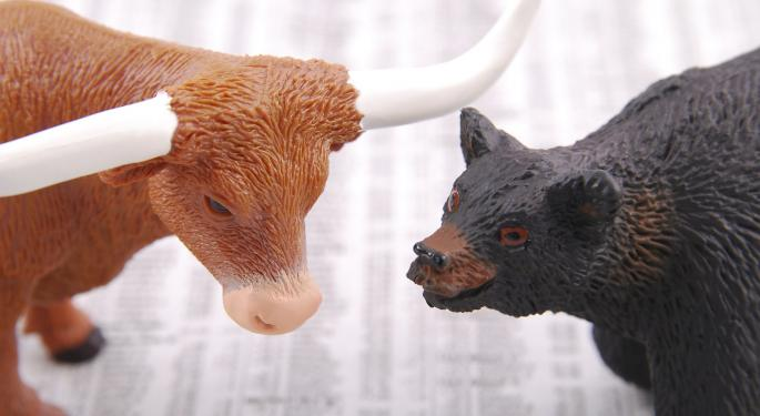 Bulls And Bears Of The Week: Altria, Apple, Caterpillar, Ford, Oracle And More