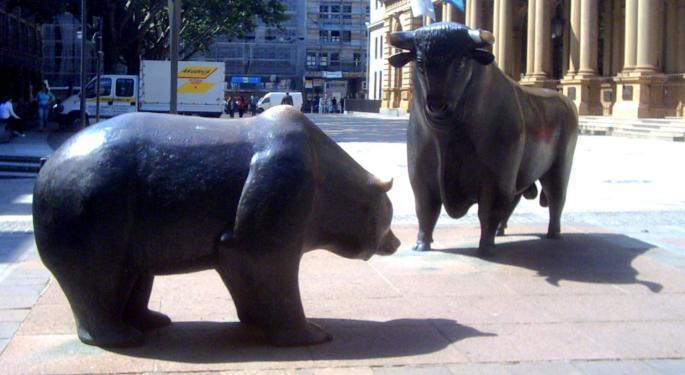 Benzinga's Bulls And Bears Of The Past Week: Apple, Caterpillar, Tesla And More