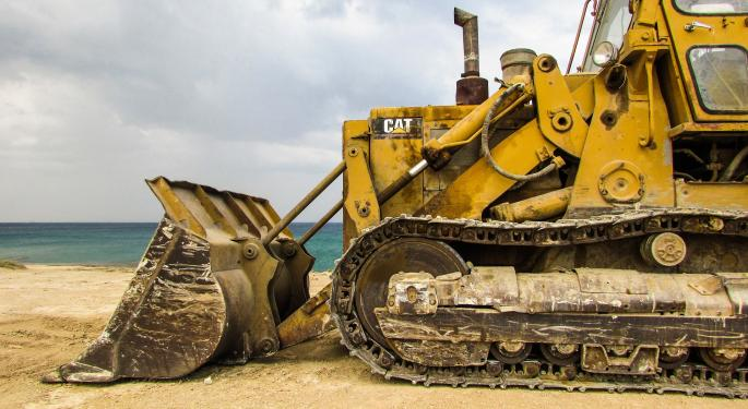 Even After The Election Rally, Caterpillar Remains Deutsche Bank's Top Pick