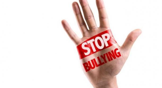 Trading Binary Options Stops The Bullies
