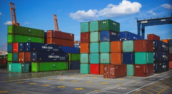 Charter Rates For Larger Box Ships Outpace Smaller Classes