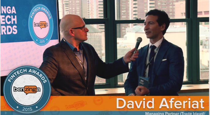 David Aferiat Of Trade Ideas Explains The Company's '7-Layer Dip' Offerings