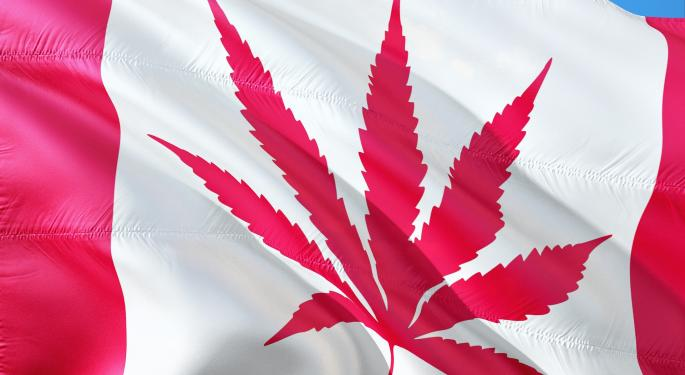 Survey: Despite Marijuana Legalization, Canada Sees No Change In Number Of Consumers