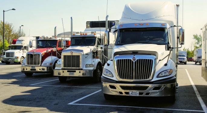 Trucking Freight Futures Market Summary Week Ending 3-06-2020