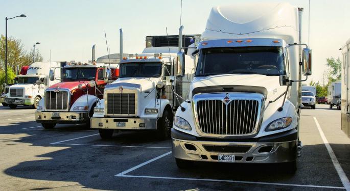 E-Commerce Kills Efficiency As Carrier Miles Decline