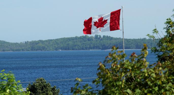 How Canada Ended Up Near A Recession