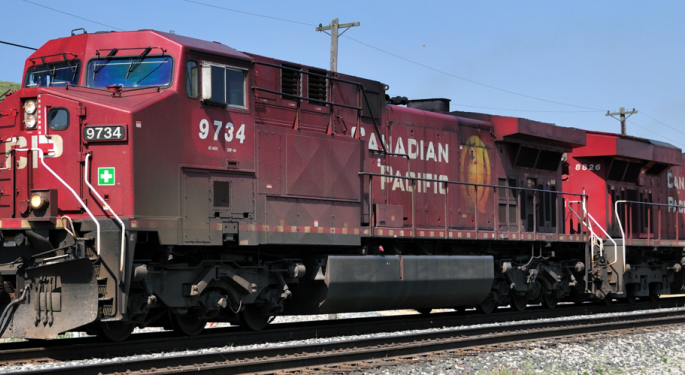 Canadian Pacific One Of The 'Best-Managed,' 'Most Efficient' Railroads Globally, Stifel Says