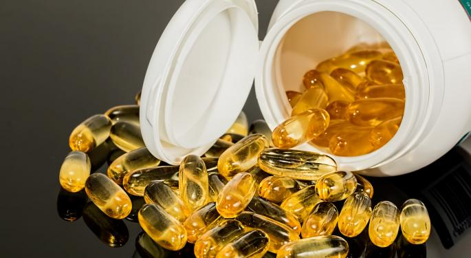 Amarin Rallies After Diabetes Association Adds Fish Oil Capsule To Standards of Care List