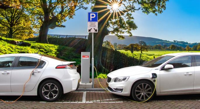 Ryder Partners To Build Up Electric Vehicle Infrastructure