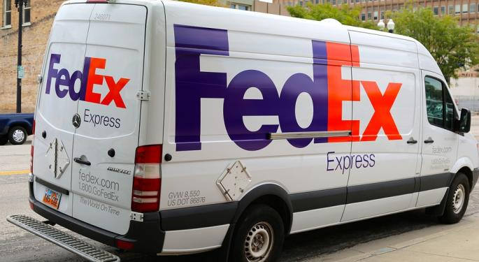 Stung By Poor Fiscal Q2 Print, FedEx Executives Look To Guide Analysts Toward Better Times