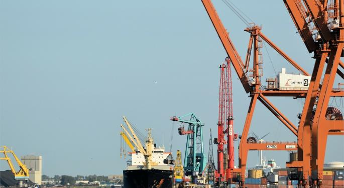 Port Report: Long Beach Moves Record Number Of Containers In September