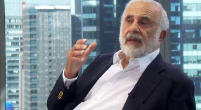 A Timeline Of Carl Icahn's Investment In Herbalife