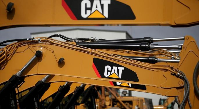 Societe Generale: Caterpillar's Low Expectations May Be Blessing In Disguise