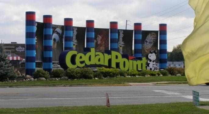 An Unlikely Candidate For Goldman's 'Conviction Buy' List: Cedar Fair