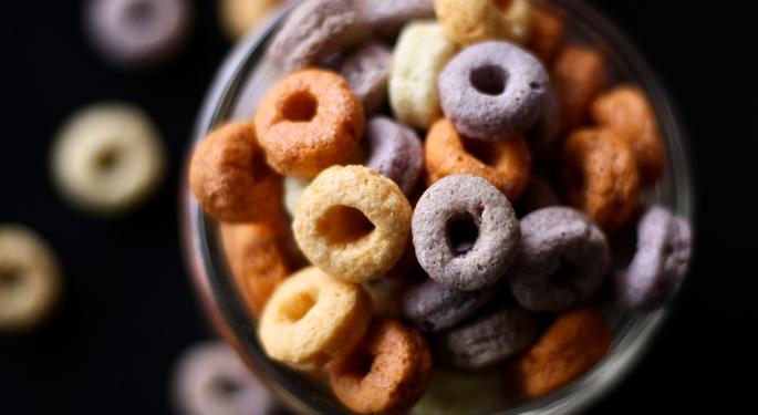 General Mills Reports Mixed Q1 Earnings