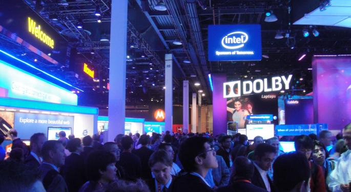 Intel Sets A Low Bar With Disappointing Guidance