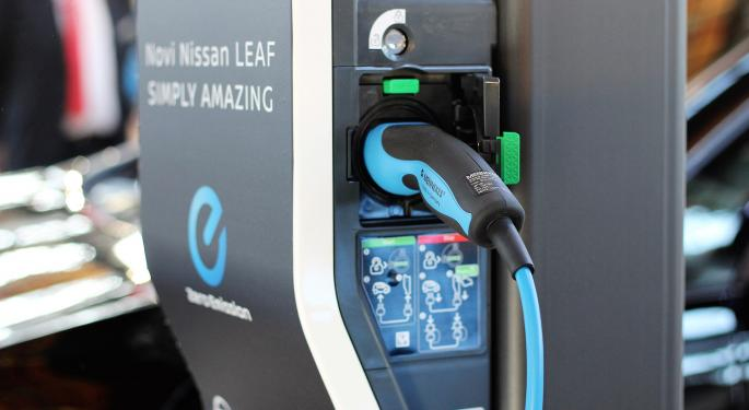 Western State Utilities To Look At Installing Truck Charging Stations Along I-5 Corridor
