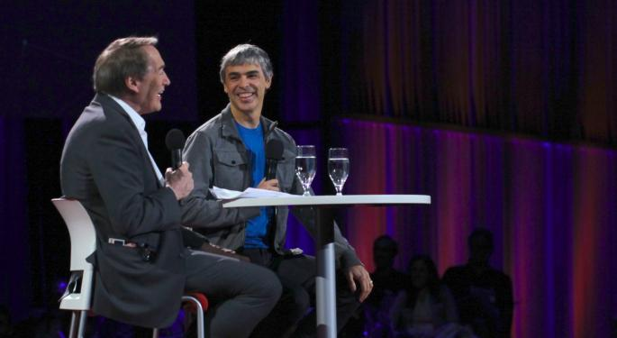 Founders Fund's Singerman: Larry Page Is One Of The Best CEOs Ever