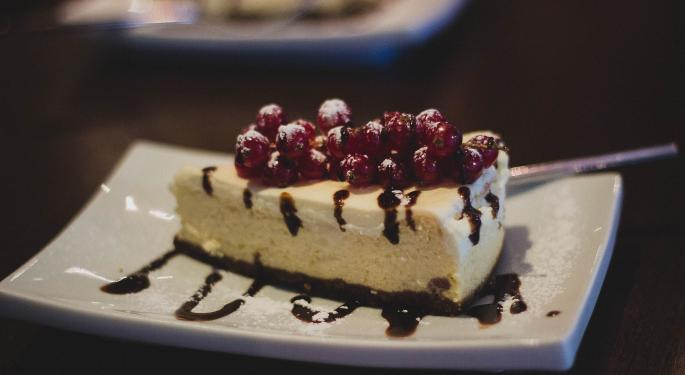 Twitter Review Of Cheesecake Factory: 'Ostenatiously Gaudy And Consistently Cheap'