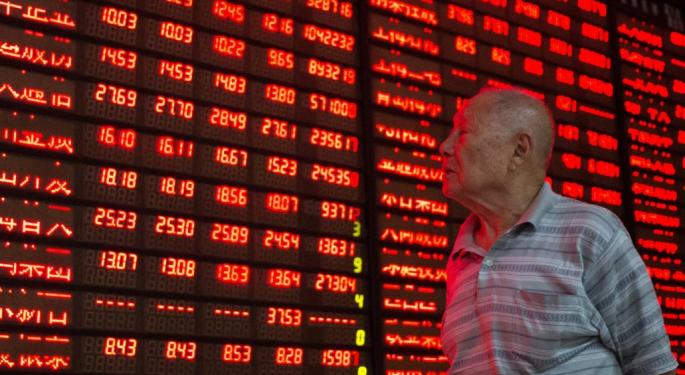 Binary Options: How To Capitalize On Stocks Moving In China With Low Collateral